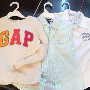 Kids Gap tommy Hilfiger bundle 3